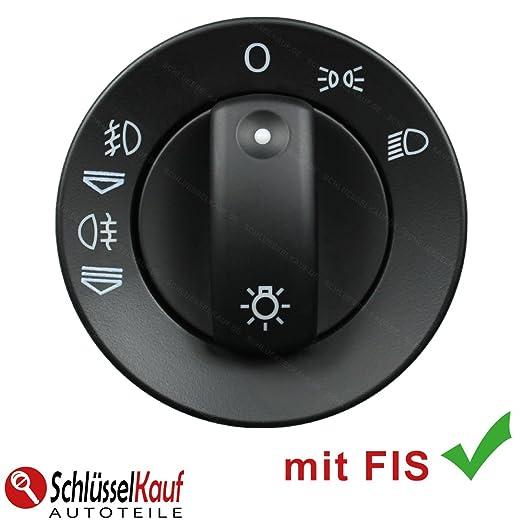 Lichtschalter Scheinwerferschalter 8E0941531A A4 8E B6 B7 17 Pins