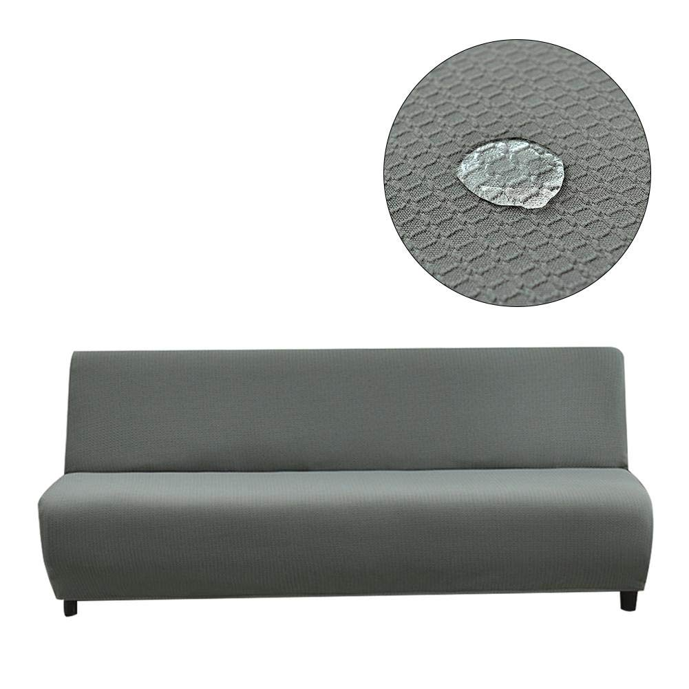 Waterproof Futon Cover Anti-Scratch Elastic Sofa Bed Cover Sofa Protector aneil