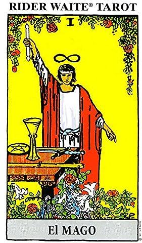 Tarot Rider Waite, cartas (Spanish Edition) (Spanish Cards Tarot)