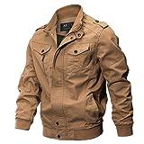 Men Jacket Plus Size,Vanvler Male Military Clothing