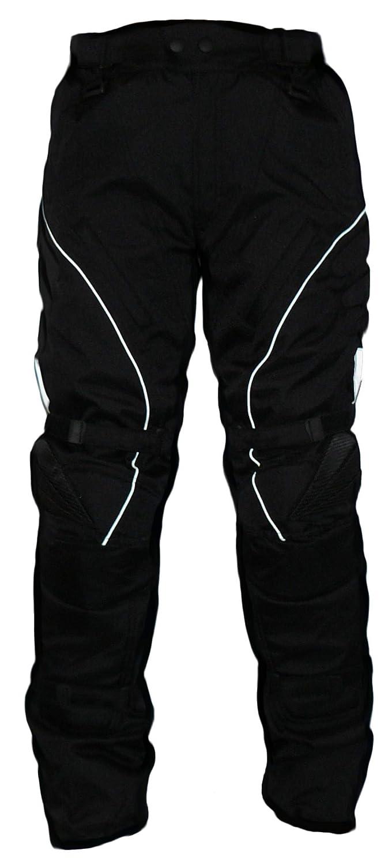 Pantal/ón textil WCT-703 negro Talla 54 Protectwear Pantal/ón de moto XL