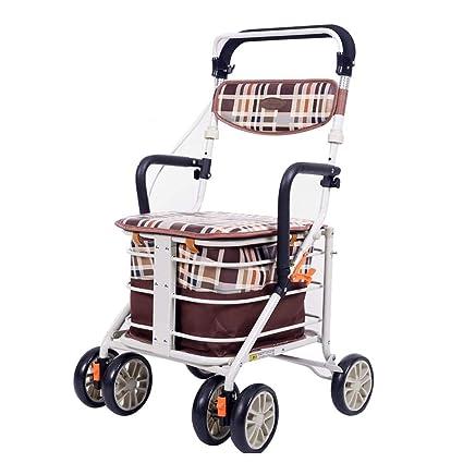 Silla de ruedas Rampas Caminante Caminador Plegable Compre Carrito Camionero Plegable Liviano Camionero Carrito Portátil Carrito