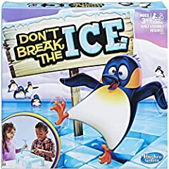 Tap out ice blocks one by one, but Don't Break the Ice! The object of this classic game is to keep Phillip the Penguin on top of the ice, but as the game goes on, the ice blocks start falling. One wrong block, and he'll go ker-plop! The playe...