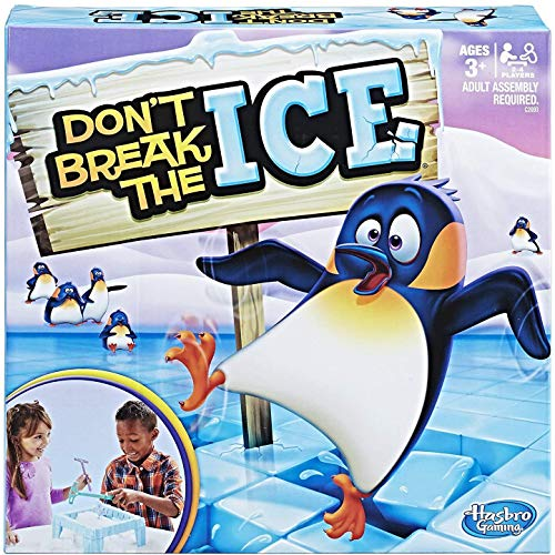Don't Break the Ice Game