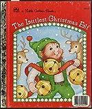 The Littlest Christmas Elf, Golden Books Staff, 0307045935