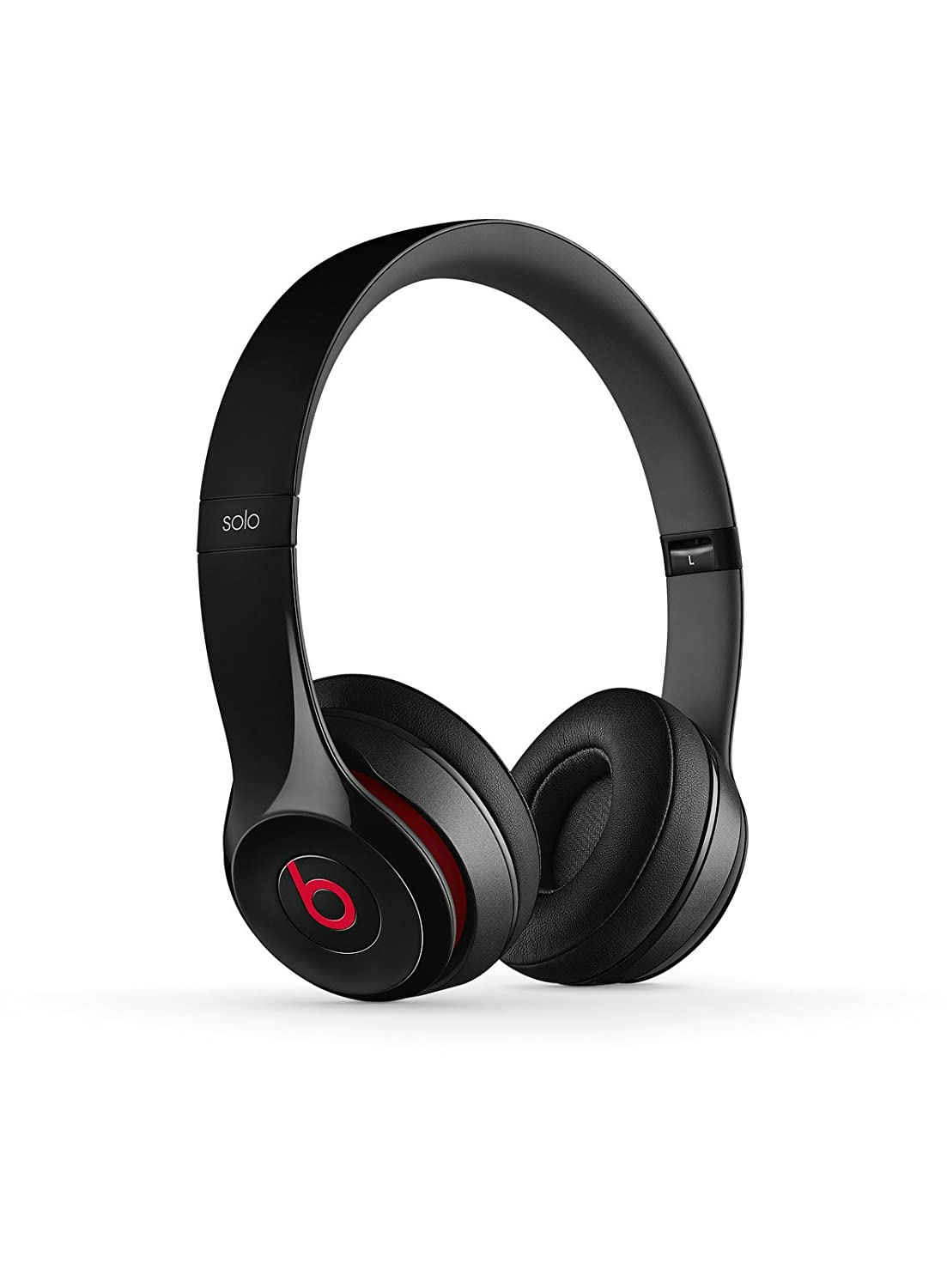 Amazon.com: Beats Solo2 Wired On-Ear Headphone - Black: Home Audio ...