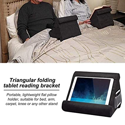 Pillow Lap - Soporte para iPad, portátil y suave soporte de tiro ...