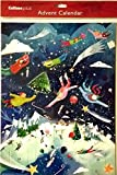 Best Value Advent Calendar for Christmas. Children Kids Flying Modern Perfect Holiday Gift {jg} For mom, dad, sister, brother, friend, gay,