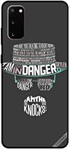 For Samsung S20 Case Cover I am Not in Danger Head