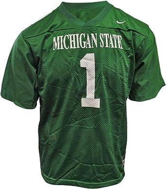 Michigan State University Mesh Football Jersey