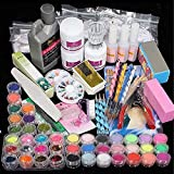 Pillow Case Manicure Tools Combination Crystal Nails Kit Nail Phototherapy Crystals Suit