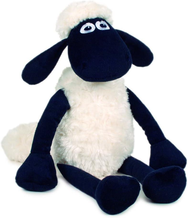 La oveja Shaun 25 cm sentada y 45 cm de pie peluche