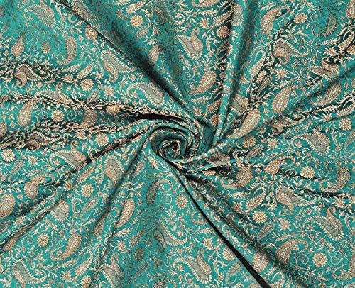 Lalhaveli Women Clothing Dresses (3 Mtr, Green)