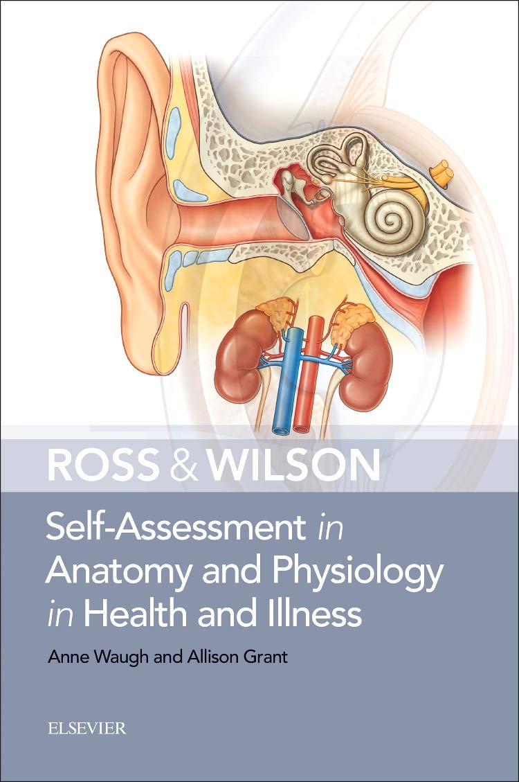 Ross & Wilson Self-Assessment in Anatomy and Physiology in Health ...