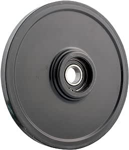 7.125in. 180mm x 20mm Kimpex Idler Wheel - Black 04-180-01