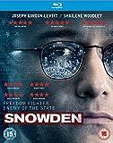 Snowden [Blu-ray] [2016] [Region Free]