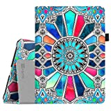 ipad 3 gem cases - Fintie iPad 9.7 2018 / 2017, iPad Air 2, iPad Air Case - [Corner Protection] Premium Vegan Leather Folio Stand Cover, Auto Wake / Sleep for Apple iPad 6th / 5th Gen, iPad Air 1 / 22, Gem Shield