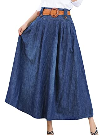 on feet images of the best attitude newest selection SportsX Women Elegant Oversized Full Length Fit and Flare ...