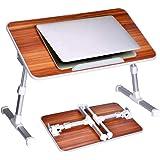 Tavolino phiegevole tavoletta base supporto per pc notebook portatile computer tavolo - Letto ripiegabile ...