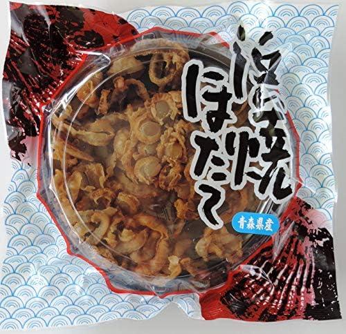 浜焼ほたて 180g【青森県産】青森県産ほたての乾燥珍味