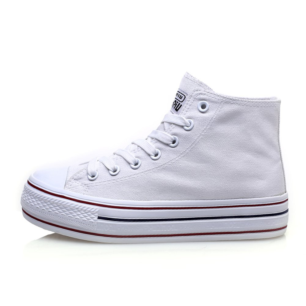 Chaussures B0799GDD4C en toile sneakers/Chaussures femme/Chaussures plateforme fond épais zapatos/Chaussures/Chaussures de Conseil/ Lacets sneakers haut hauts/escoge los zapatos/Chaussures respirants B 4bbb221 - latesttechnology.space