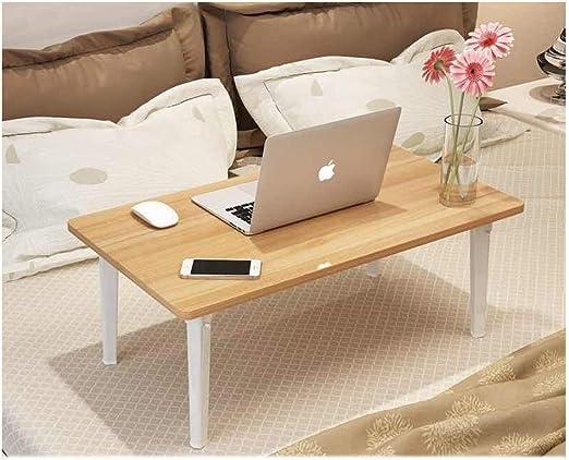 Mesa de cama portátil for aumentar la altura Escritorio plegable ...