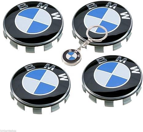 Porte-clés Voiture Emblème BMW 1 Série 3 Série 5 Série 6 7 8 X série Logo