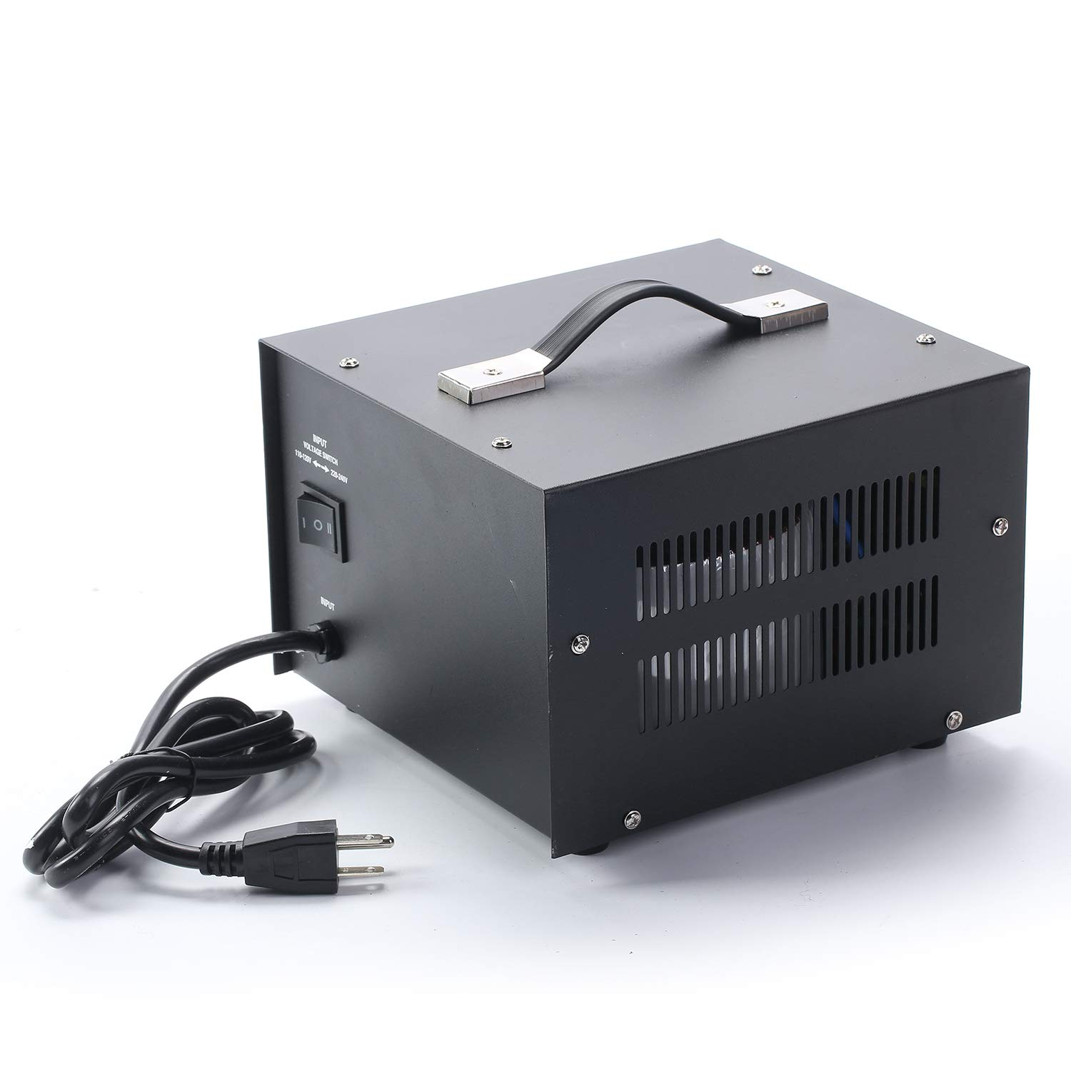 Power 3000W Voltage Converter Transformer Step Up/Down 110-220 Volt with Two 5V-USB Ports,Circuit Breaker Protection - CE Certified - AC-3000 by uyoyous (Image #8)