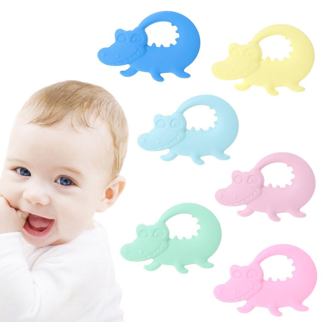 Amazon.com: Jesse bebé dentición Juguetes, forma de ...