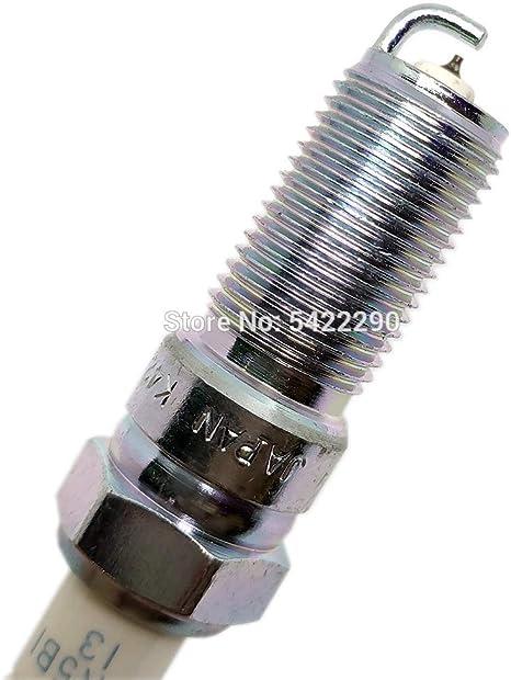 Kuangqianwei Zindkerzen 4st Lfjd 18 110 Laser Iridium Stecker Zündkerze Sitz For Mazda 3 5 6 Cx 7 2 0 2 3 Tribute 2 5l Ltr5bi13 Ltr5bi13 90083 Lfjd18110 Auto
