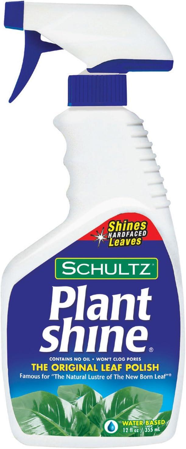 Schultz Plant Shine Leaf Polish Ready To Use 12 fl-Ounce 100128