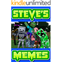 Unofficial Minecraft Funz: Hilarious Collection Of Steve's Funny Jokes, Menes From The Legendary Minecraft Steve!