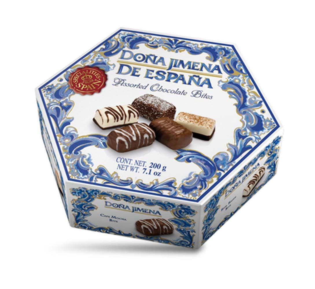 Dona Jimena Surtido de Chocolates / Spanish Assorted Pralines 200gr
