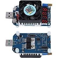 USB Elektronisk belastningsmotstånd Spänningsflödesmätare urladdningsbatteritestare HD35 (5A / 35 Watt)