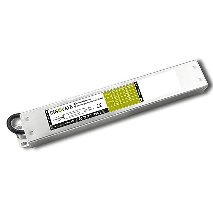 INNOVATE® - Transformador para tiras led y bombillas (100 W ...