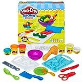 Hasbro 孩之宝 Play-Doh 培乐多彩泥 创意厨房妙趣 面条机套装 B9013
