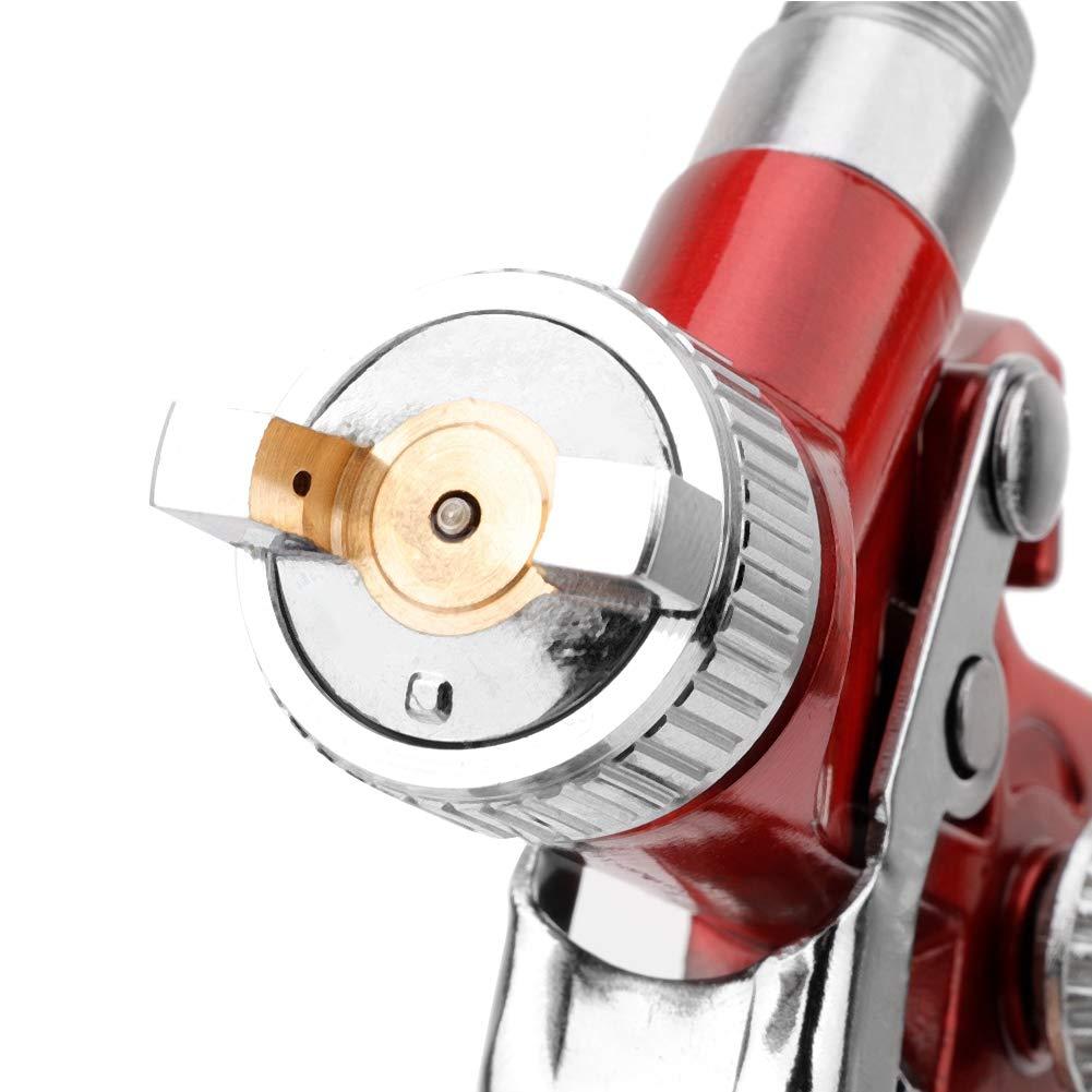 HVLP Farbspritzger/ät Fydun Auto Mini Hand Spritzpistole mit 1,0 mm D/üse Leicht und Abnehmbar Leichtes Spr/ühen und Reinigen Perfekt f/ür Malprojekte