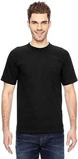product image for Bayside 6.1 oz. Basic Pocket T-Shirt