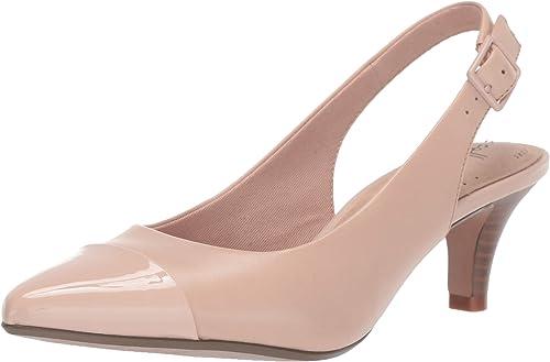 bruscamente Permanente capa  Clarks Zapatos de tacón Linvale Emmy para Mujer: Amazon.com.mx: Ropa,  Zapatos y Accesorios