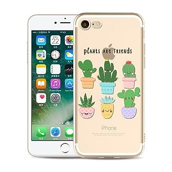 Funda iPhone SE Silicona, iPhone 5S Carcasa Transparente ...