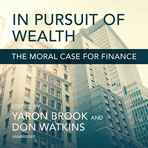 In Pursuit of Wealth by Blackstone Audio, Inc.