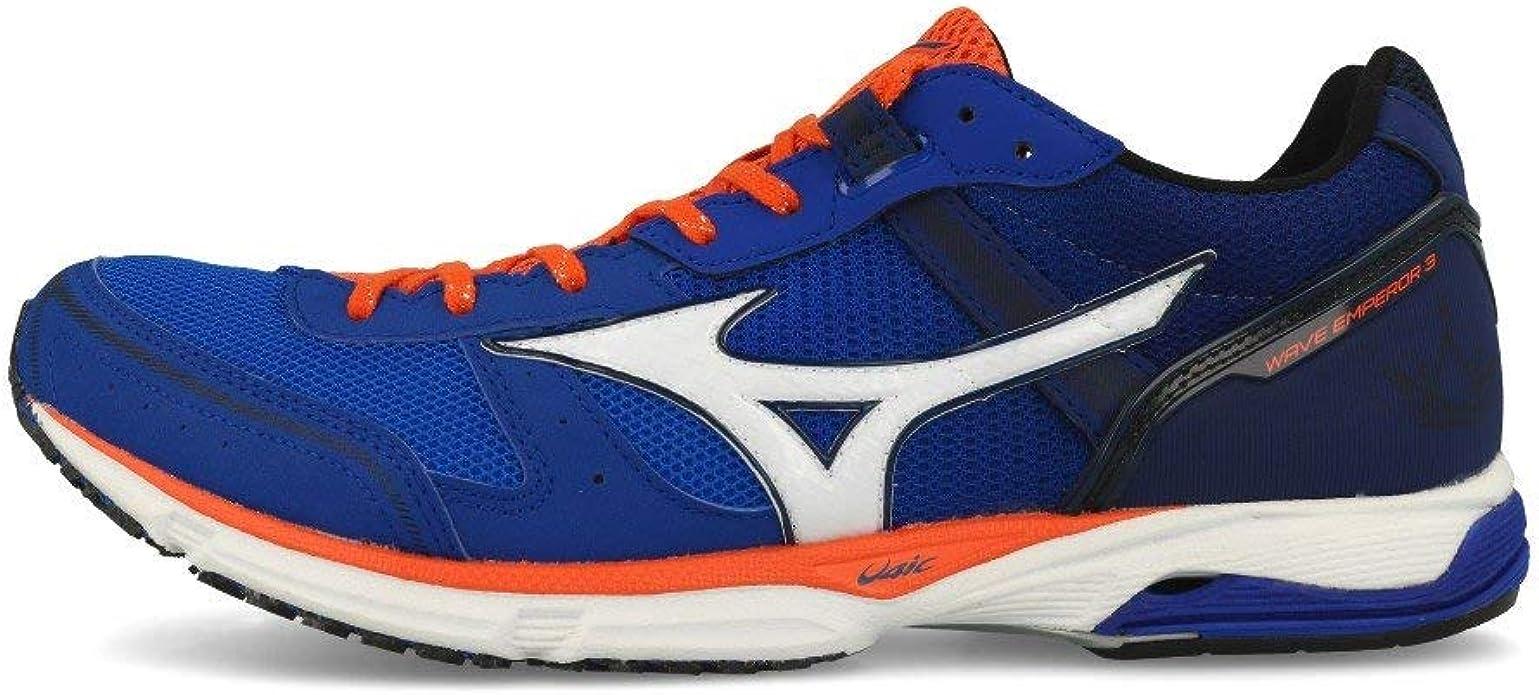 Mizuno Wave Emperor 3 Azul Naranja J1GA1976 01: Amazon.es: Zapatos y complementos