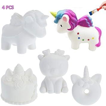 Amazon.com: Camtop 4 piezas de juguetes de alivio de estrés ...