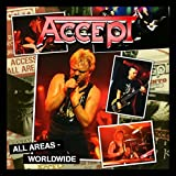 Accept: All Areas-Worldwide (Live 2cd) (Audio CD)