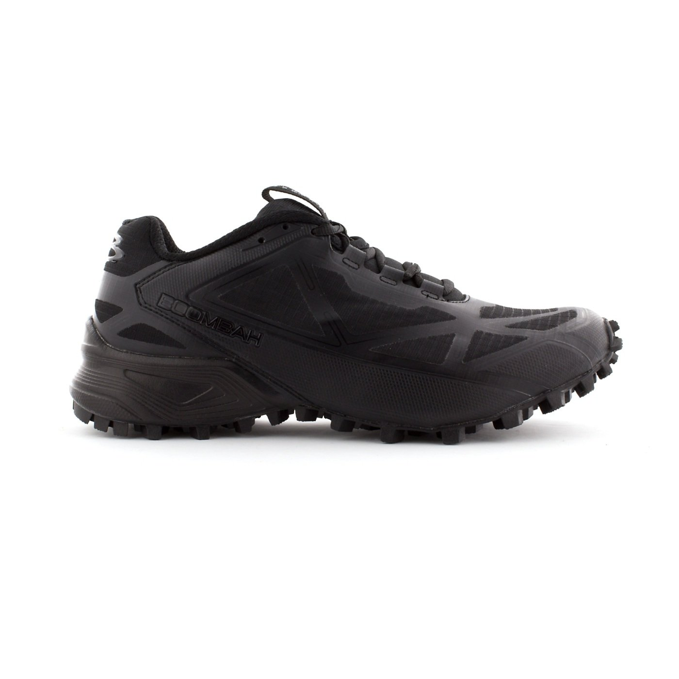 Boombah Men's Hellcat Trail Shoe - 14 Color Options - Multiple Sizes B073X6N9G9 13|Black