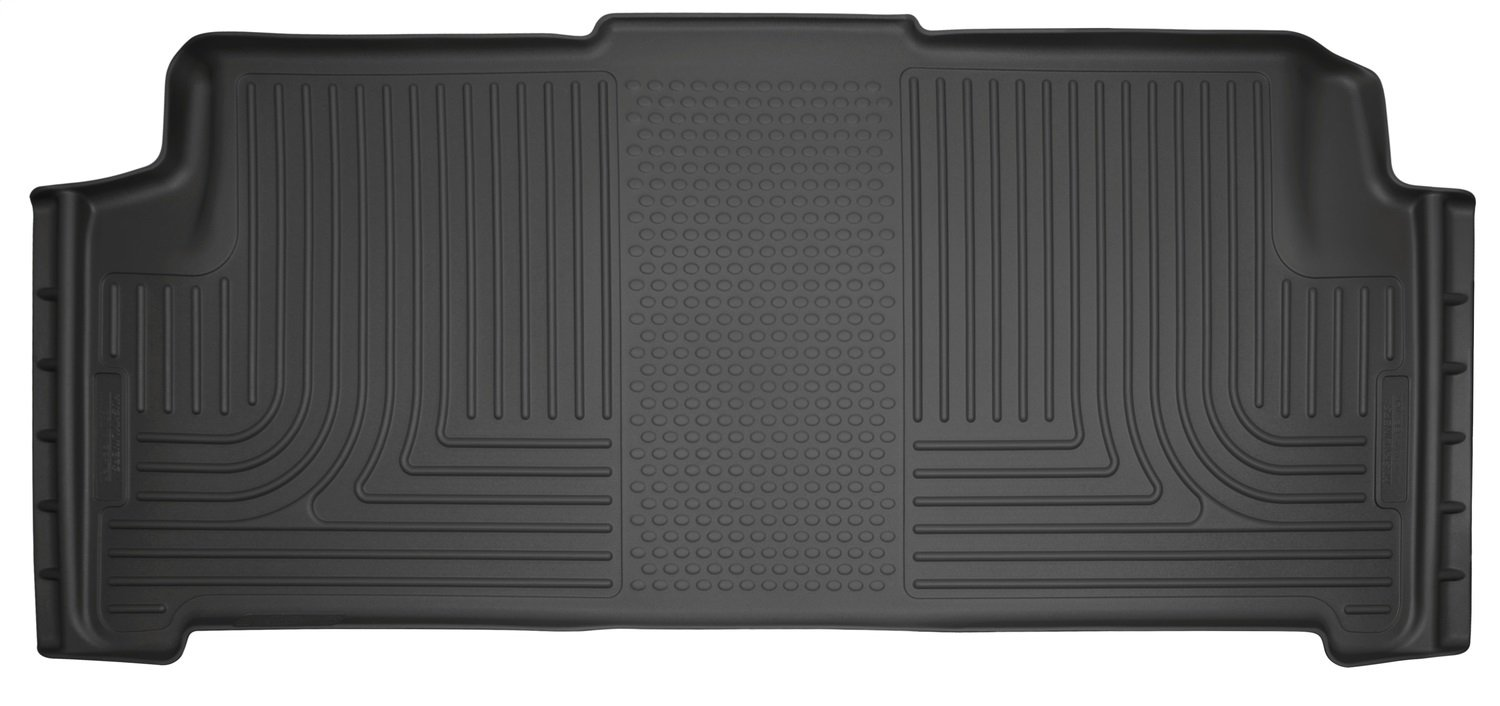 Husky Liners 2nd Seat Floor Liner Fits 08-18 Town & Country/Grd Caravan StowNGo 19081