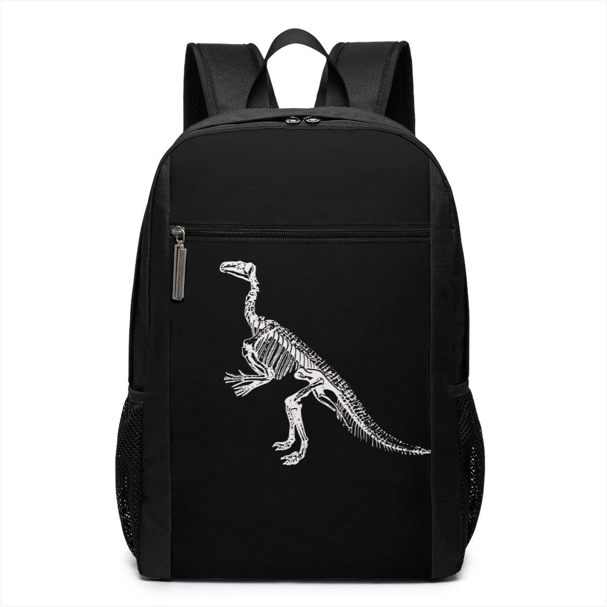 XTYND556 Dinosaur College Commuter Backpack Large Capacity Laptop Bag 17 Inch Travel Bag