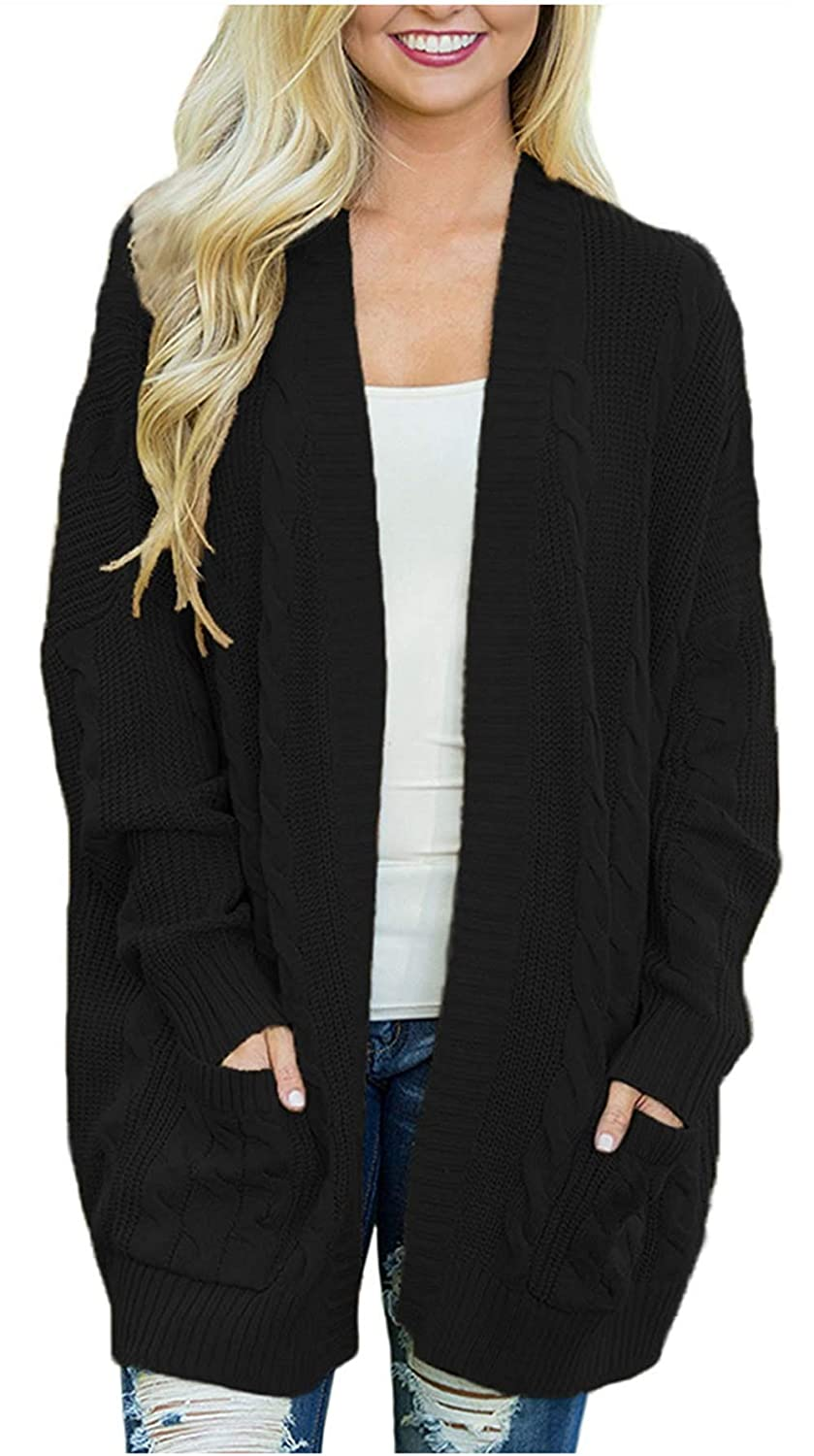 15c8b7f64c Top 10 wholesale Oversized Cable Knit Cardigan - Chinabrands.com