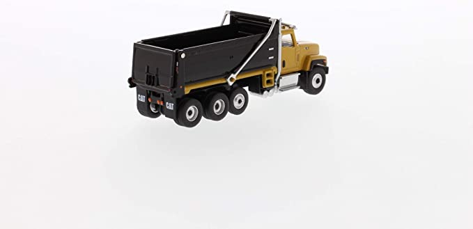 1//87 HO Scale Caterpillar Diecast Masters #85514 CT681 Dump Truck Model Toys