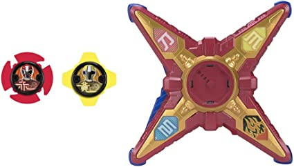 Amazon.com: Power Rangers Ninja Steel Dx Battle Morpher ...